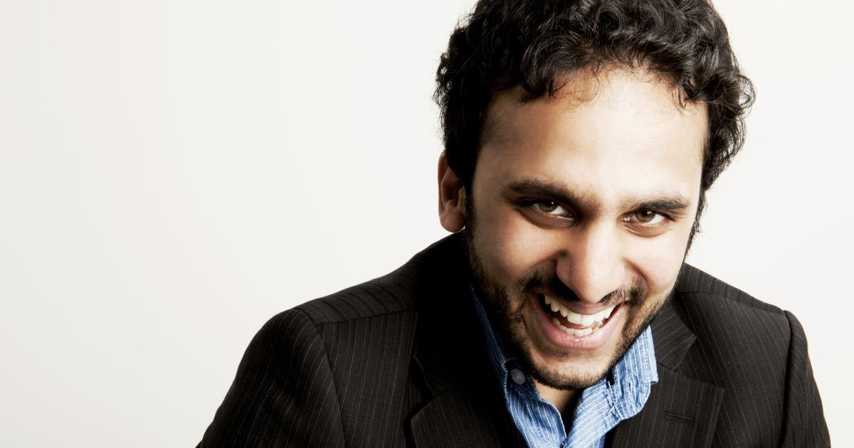 Nish Kumar: Meet the Indian-origin comic who has become the 'face of combative British satire FacebookTwitterEmailPinterestMore