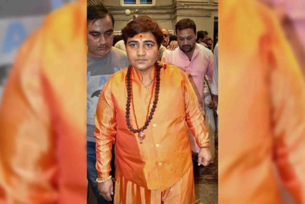 What Terror-Accused Pragya Singh Thakur's Candidature Means for India