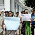 Clean chit to CJI Ranjan Gogoi: 17 women activists held for protest bid