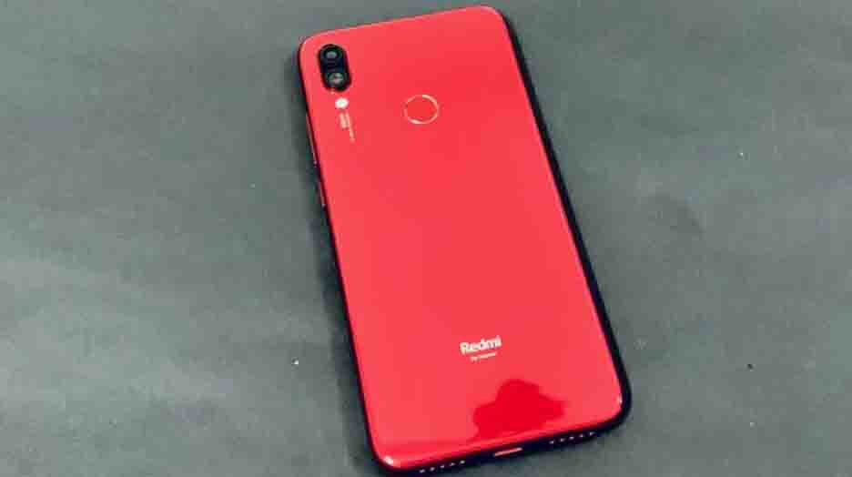 Redmi note 7s first impressions price india specifications