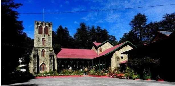 Haunted place in himachal pradesh : Community of Jesus and Mary, Chotta Shimla