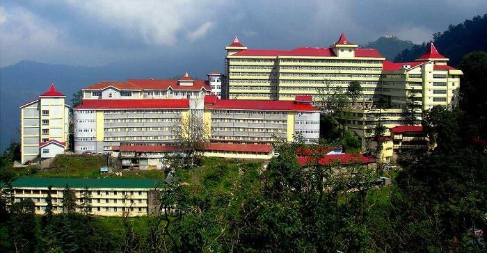 Haunted place in himachal pradesh :Indira Gandhi Medical College Lakkar Bazar, Shimla