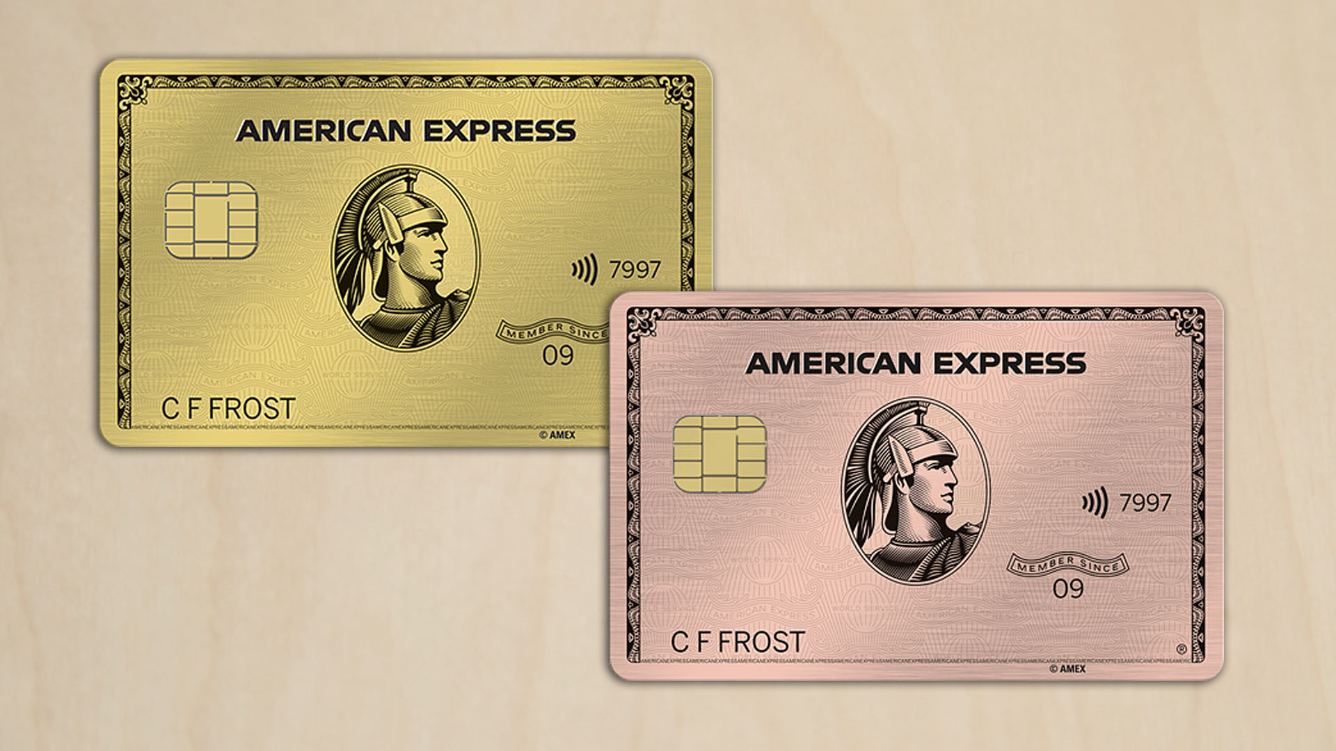 Gold versus Platinum Amex Card: What's the Difference?