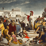 The Peloponnesian War: Athens vs. Sparta