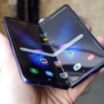 The very first look of Samsung Galaxy Fold