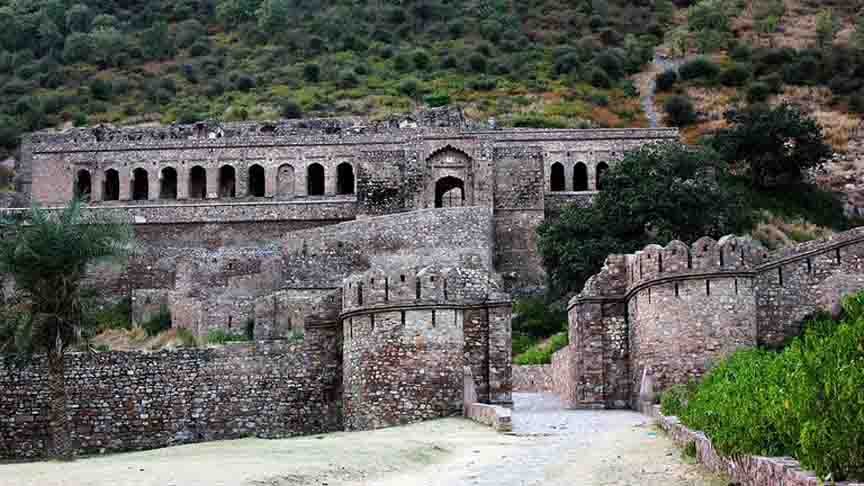 Bhangarh: the most haunted fort in India